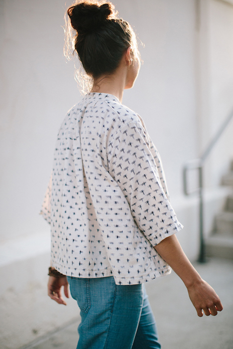 Sew Liberated Matcha Top Pattern
