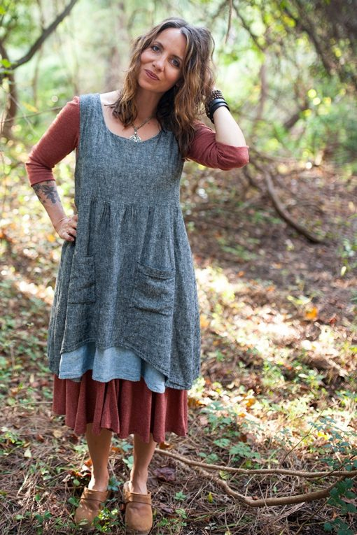 Sew Liberated Metamorphic Dress
