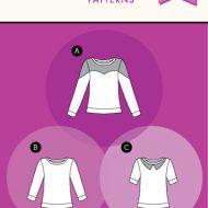 Sewaholic Fraser Sweatshirt Pattern