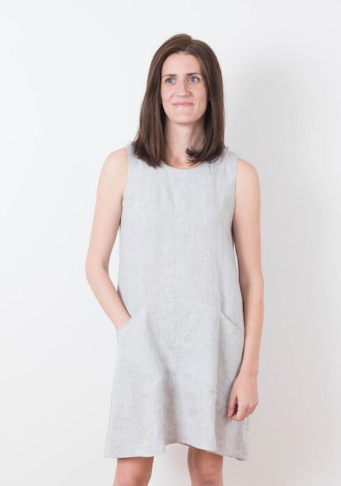 grainline Studio farrow dress 2