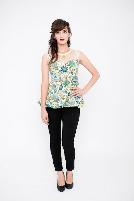 victory patterns Ava top