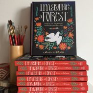 Imaging a Forest, Designs and Inspirations for Enchanting Folk Art - Dinara Mirtalipova