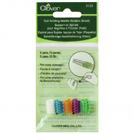 clover coil knitting needle holders