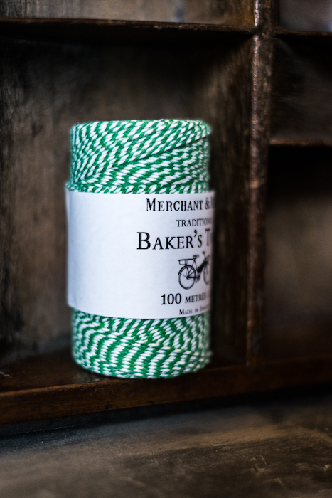 Merchant & Mills Bakers twine green