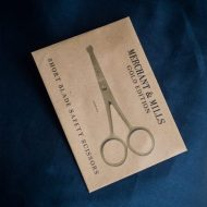 Merchant & Mills Gold Edition Short Blade Safety Scissors 1