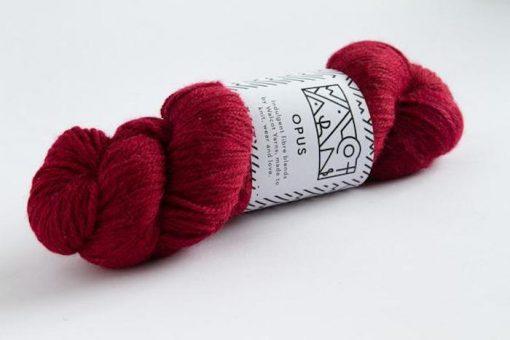 Walcot Yarns Opus Cranberry