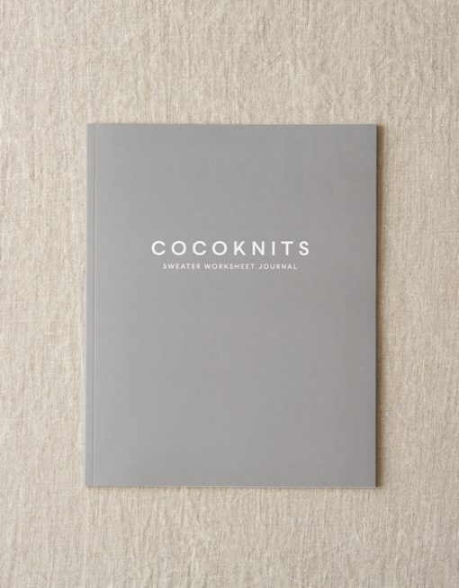 Cocoknits Sweater Workshop Journal.