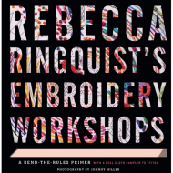 Embroidery Workshops - Rebecca Ringquist