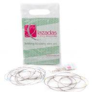 Lazadas Super Flexible Knitting Blocking Wires Delux