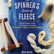 The Spinner's Book of Fleece Beth Smith