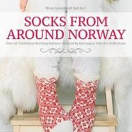 Socks from Norway Sæther