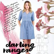 Megan nielson darling dress range