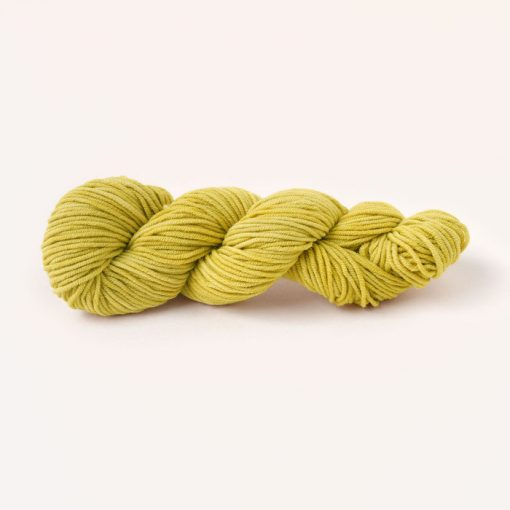 Anna & Juan Merino Worsted Lime Yellow