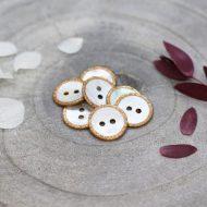 Atelier Brunette glitz-buttons-ochre