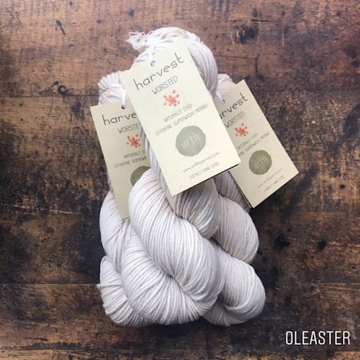 urth yarns worsted oleaster
