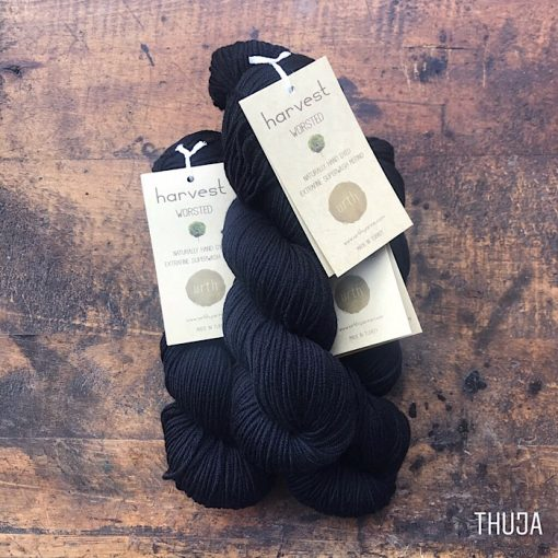 urth yarns worsted thuja