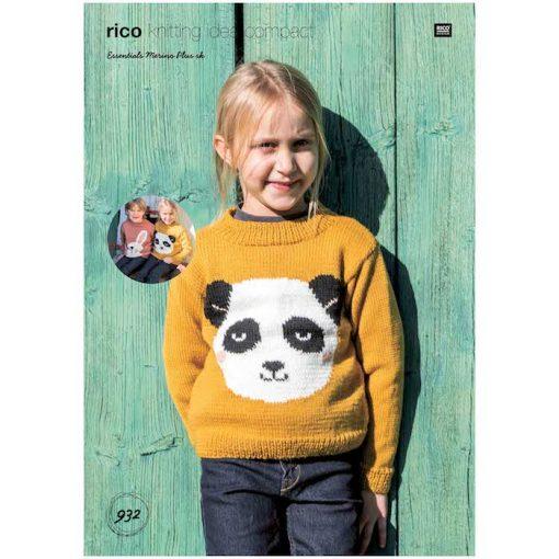 Rico Knitting idea 97932.01.00