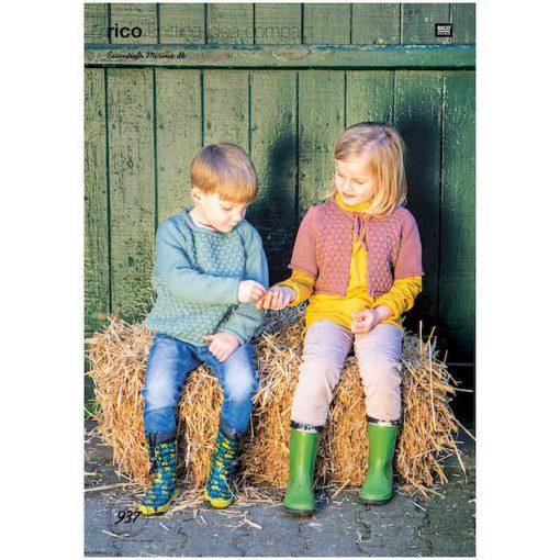 Rico knitting idea 97937.01.00