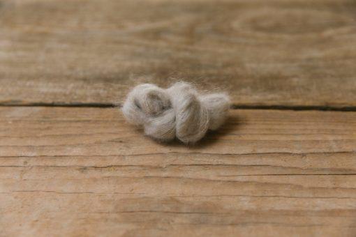 Biches & Bûches silk mohair grey beige