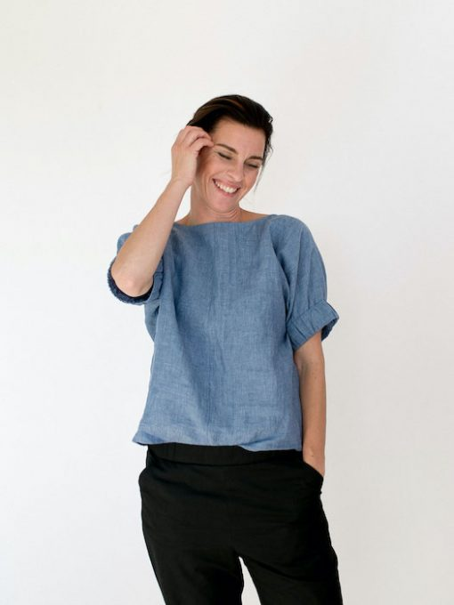 The Assembly Line Cuff Top