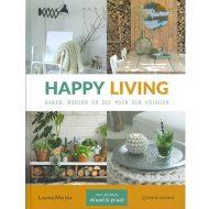 crochet book happy living Lisanne Multem