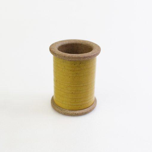 Cohana magnetic spool Yellow