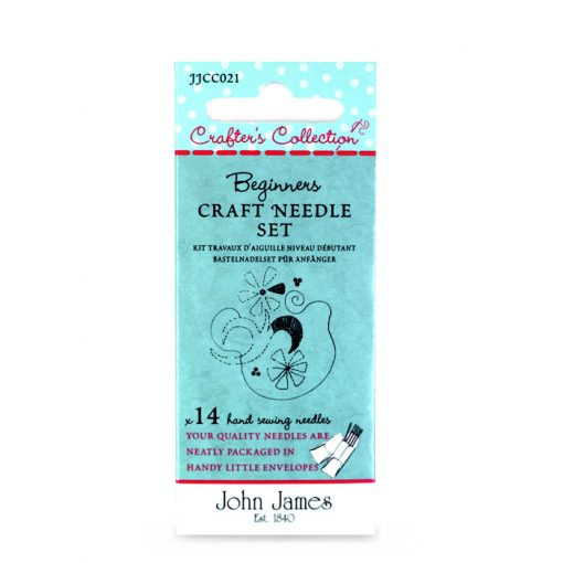Crafter's Collection Beginners Craft needle set