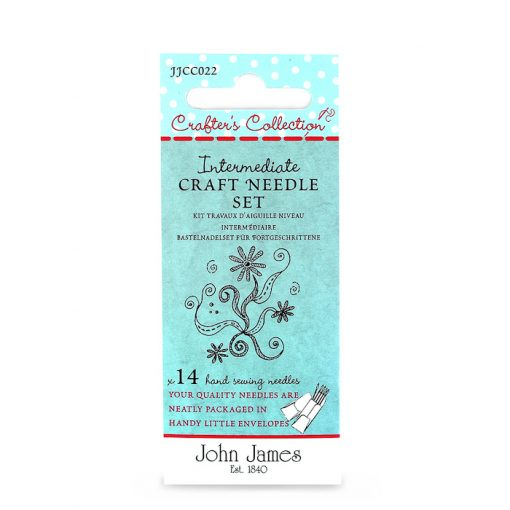 Crafter's Collection Intermediate Craft Needle Set