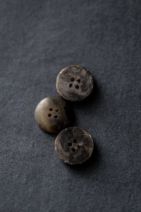 Merchant & Mills moorland buttons