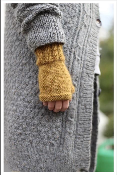 photo of camarose mittens
