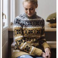 CaMaRose Clematis sweater