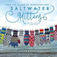 Salt water mittens Christine Le grow & Shirley A.Scott