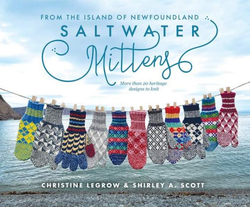 Salt water mittens Christine Le grow & Shirley A.Scott