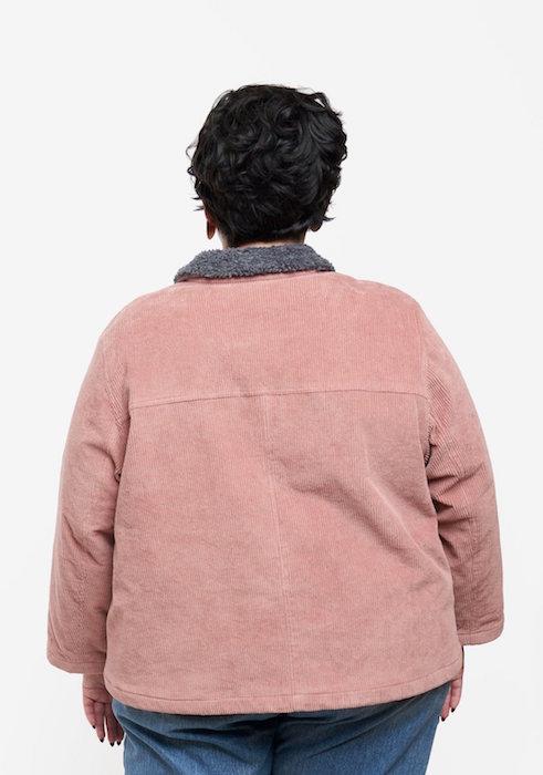 The Thayer Jacket 14-30 Back