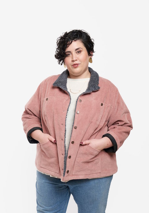 The Thayer Jacket 14-30 Front