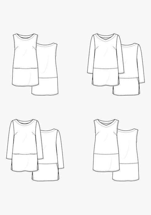 Uniform Tunic Views