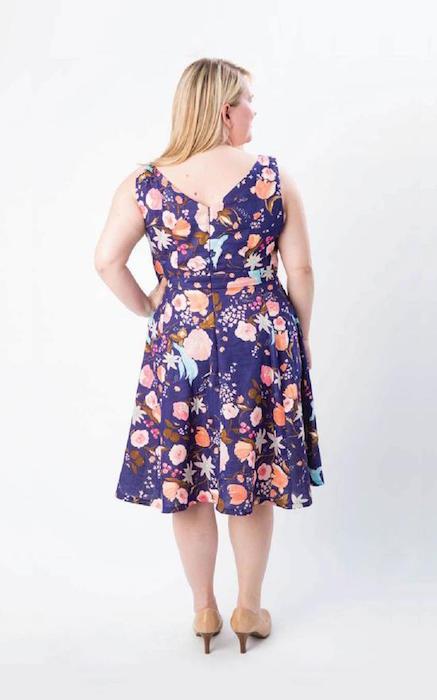 Upton Dress Back 2