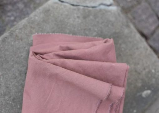 mind the MAKER Heavy Washed Canvas - Pale Pink
