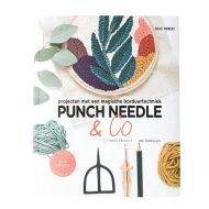 punch needle Julie Roberts