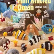 front over of Mini Knitted Ocean - Sachiyo Ishii