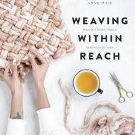 front cover of Weaving Within Reach - Anne Weil
