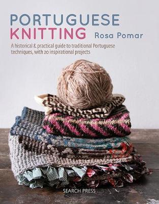 Portugues Knitting Rosa Pomar