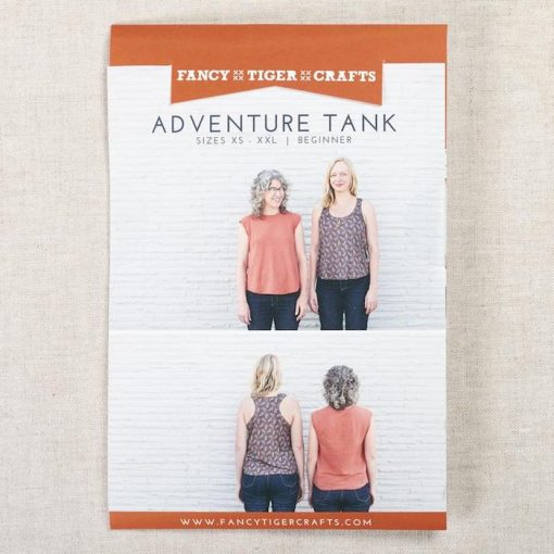 Fancy Tiger Crafts - Adventure Tank Pattern