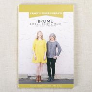 Fancy Tiger Crafts - Brome Dress and Shirt Pattern