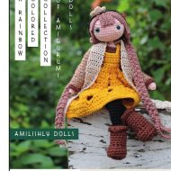 Amilishy Dolls - Alex Boonstra cover