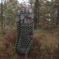 Öjbro Skogen Woollen Socks